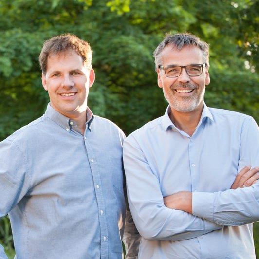 Thomas Obernüfemann und Stephan Rolf
