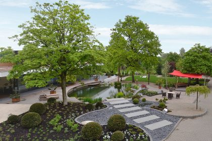 Neuer Schaugarten
