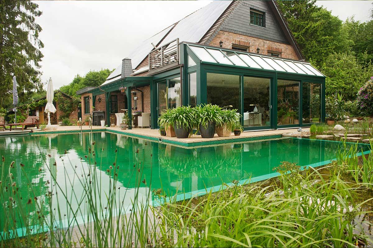 pool und teichbau in osnabr ck melle bielefeld garten. Black Bedroom Furniture Sets. Home Design Ideas