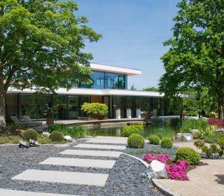 Garten Brauers Gebäude