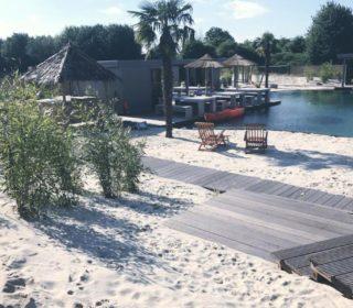 Strandwege und Wasserzugang