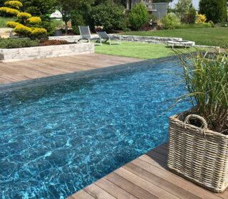 klassicher Pool